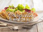 Croquetas de Arroz con Sillon