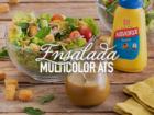 ATS: Ensalada Multicolor ATS de Savora Suave