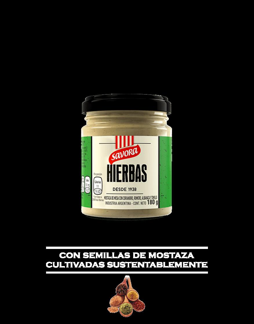 Savora Saborizada - Savora Argentina